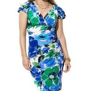 Beautiful floral Ralph Lauren dress